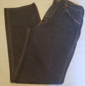 Wranglers Men's Slim Fit Dark Wash Jeans